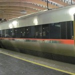 Gardermoen Express Train