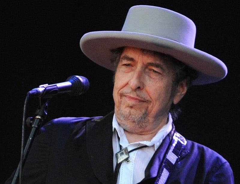 Bob Dylan konsert