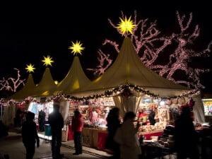 Christmas market Oslo 2014
