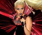 Lady Gaga concert Oslo 2012