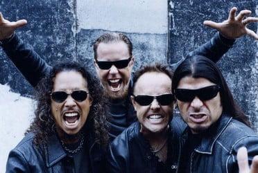 Metallica konsert i Oslo 2018