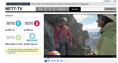 Hvordan kan jeg se NRK fra utlandet?