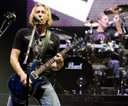Nickelback Oslo 2013