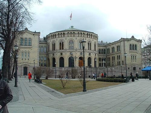Parliament Oslo
