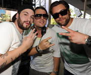 Swedish House Mafia Oslo concert