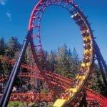 TusenFryd - RollerCoaster